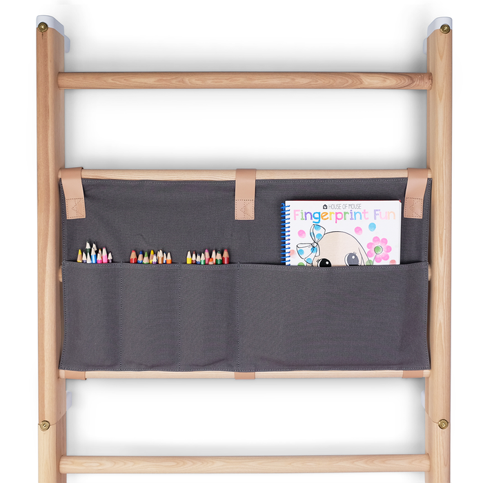 Outlet: of Canvas Organizer for wall-bars
