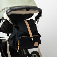 Baby changing bag Black Classic