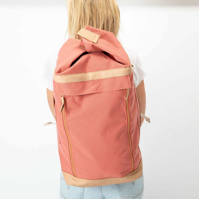 Weekend bag Coral Leaf