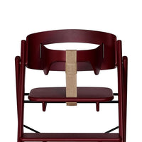 Klapp safety rail, Wine red