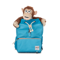 Kids backpack blue