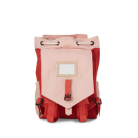 Kids backpack red