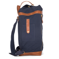 KAOS weekend bag blue