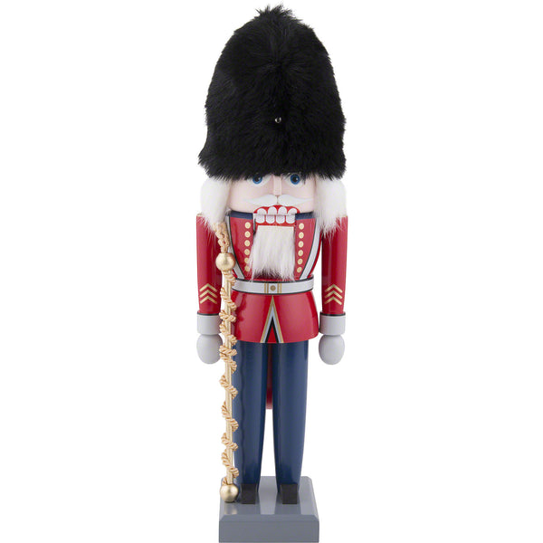 British Tambourmajor Nutcracker
