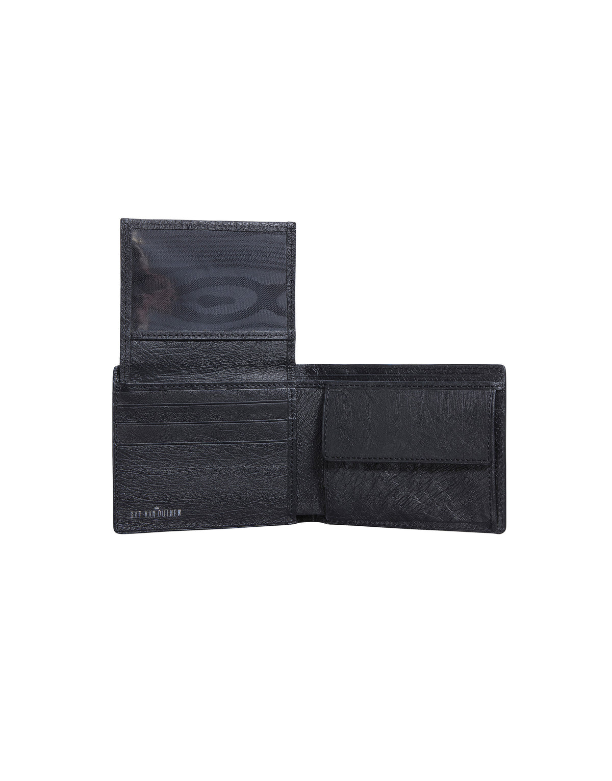 Genuine Ostrich Sepache Men's Wallet