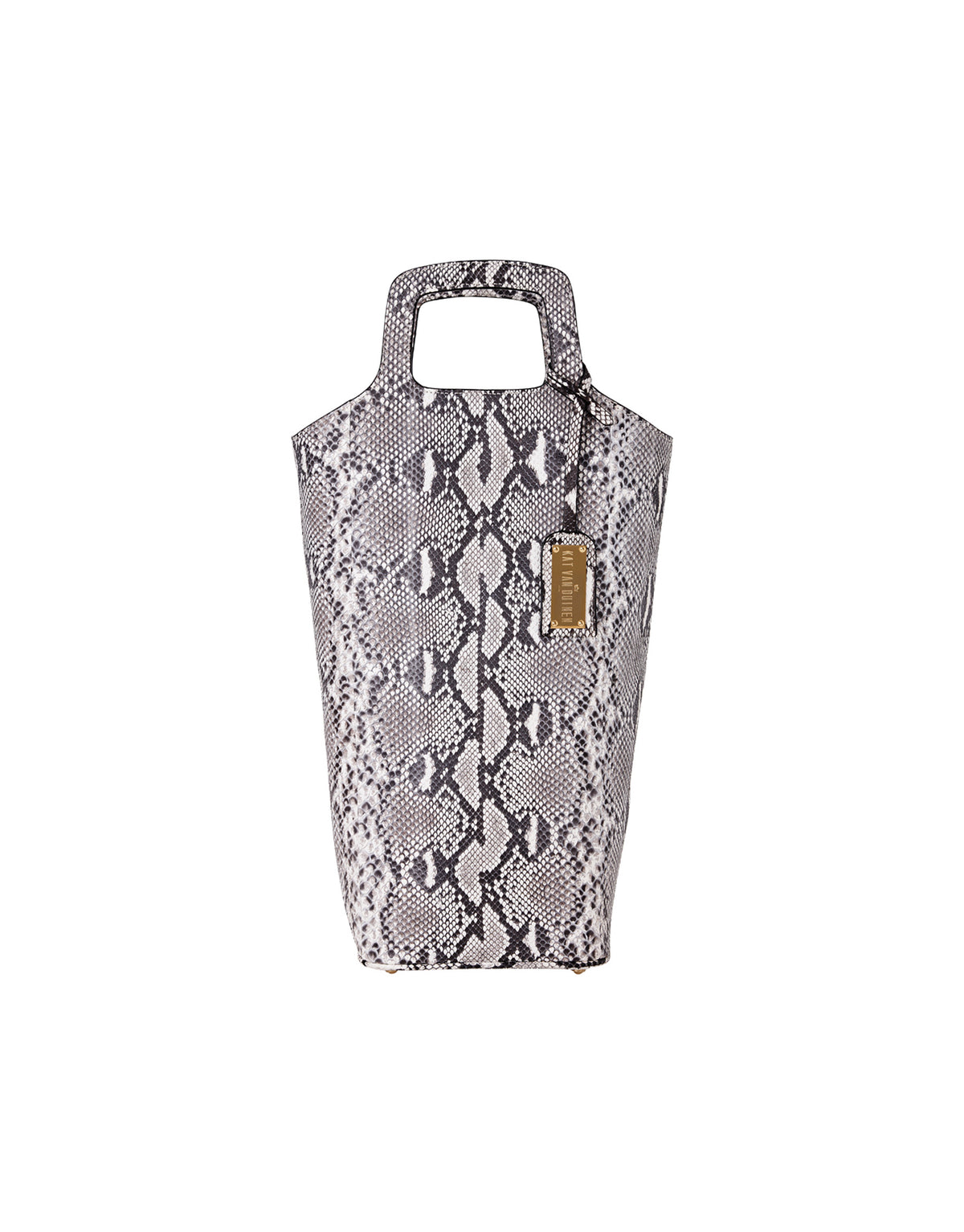Genuine Python Marataba Bottle Bag