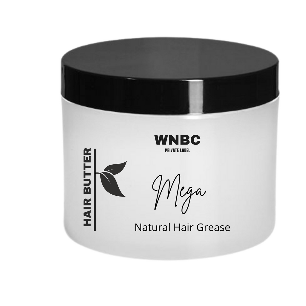 MEGA HAIR GREASE (BUTTER) - WHOLESALE PRIVATE LABEL