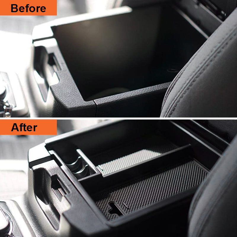Center Console Organizer For 2016-Later Toyota Tacoma
