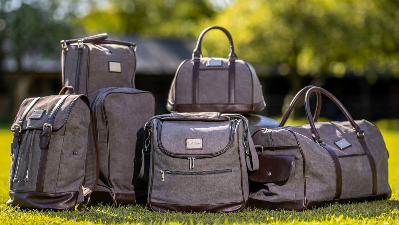Tack Bags & Equestrian Luggage