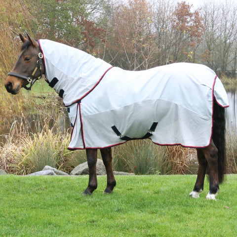 DefenceX System Airflow Detach-A-Neck Waterproof Fly Rug