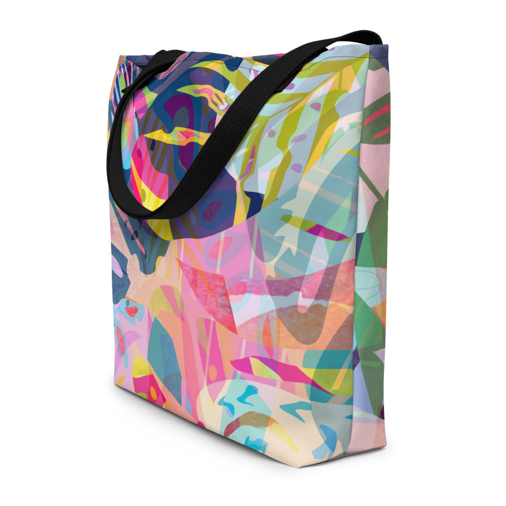 Wild Jungle Tote Bag