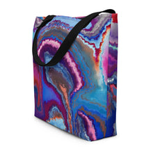 Load image into Gallery viewer, Purple Haze Tote Bag