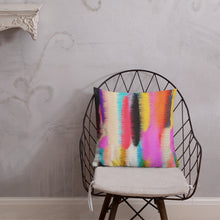 Load image into Gallery viewer, Bohemian Striped Premium Pillow