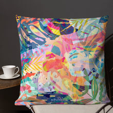 Load image into Gallery viewer, Wild Jungle Premium Pillow
