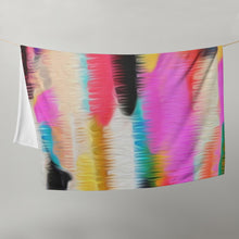 Load image into Gallery viewer, Boho Stripe Throw Blanket
