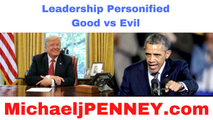 Leadership Personified Good vs Evil