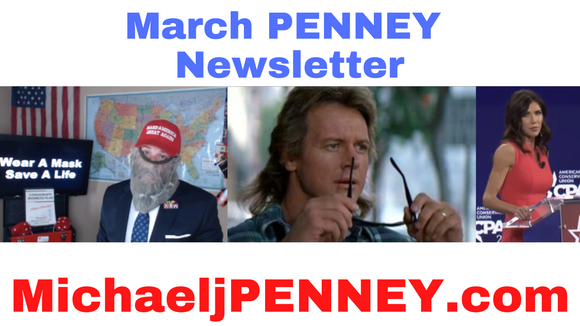 March PENNEY  Newsletter