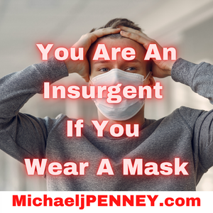 You Are An Insurgent If You Wear A Mask
