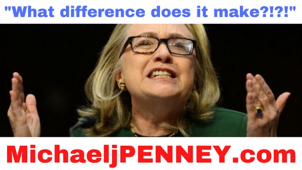 """""""What difference does it make?!?!"""" PENNEY"""