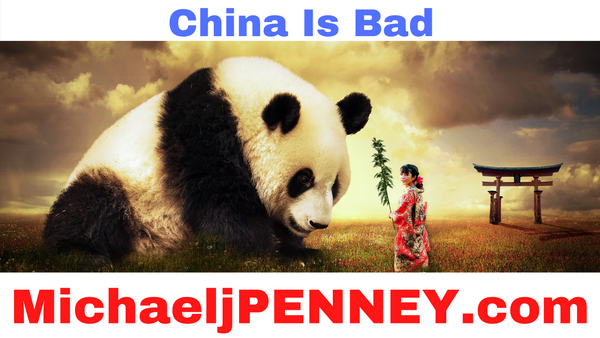 china is bad PENNEY PODCAST