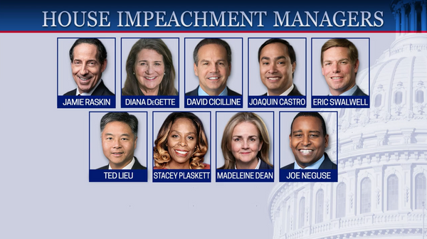 house impeachment managers penney