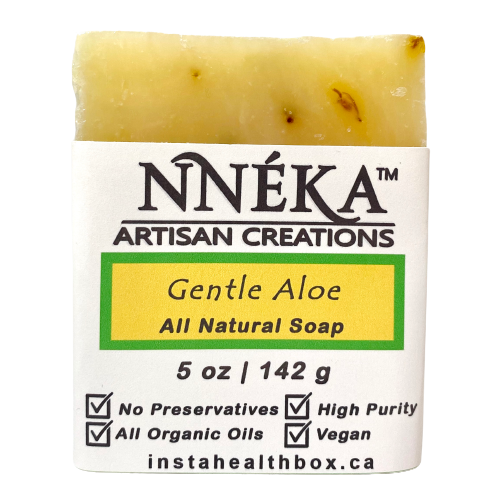 Gentle Aloe Soap Bar
