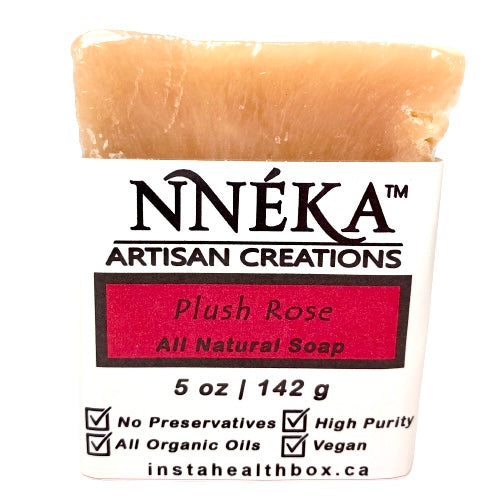 Plush Rose Soap