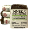 African Black Soap Lemongrass  w/Aloe & Neem Oil
