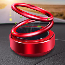 Load image into Gallery viewer, Solar Power Car Magnetic Car Fragrance Suspension Rotation Carstyle Air Auto Aromatherapy Car Accessories