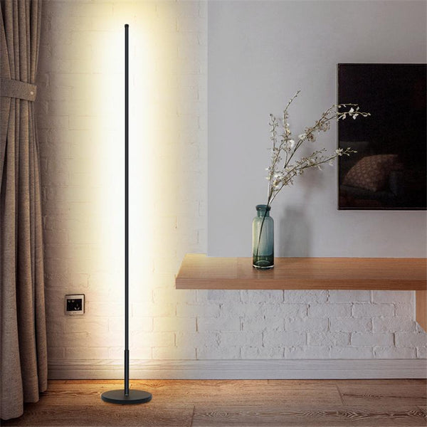 Zayden- Dimmable Modern Vertical Floor Lamp