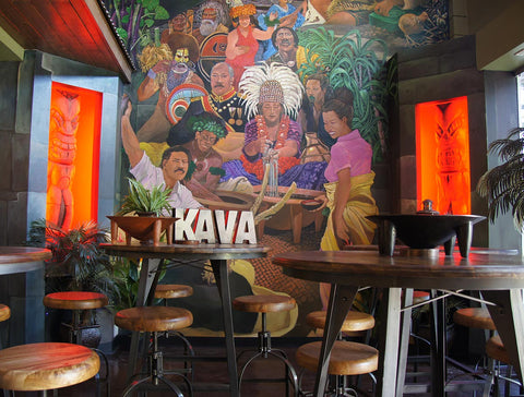 Kava Bar Davis California