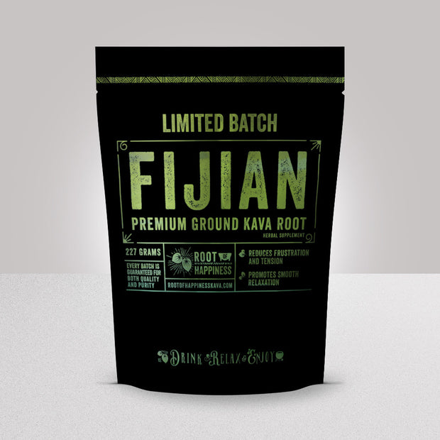 Superior Fijian Kava Powder - 1/2lb