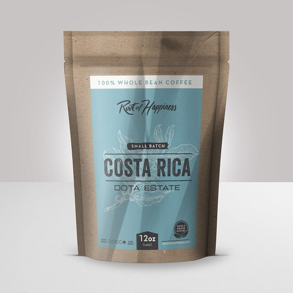 Coffee - Costa Rica Dota Estate - 12oz