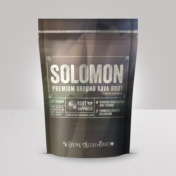 Solomon Kava Powder