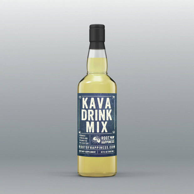 Kava Drink Mix For Kava Recipes and Bar Drinks and Cocktails