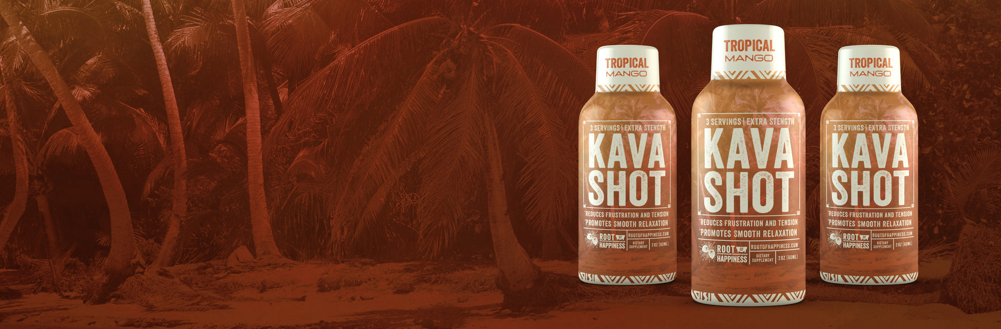 Tropical Mango Kava Shot