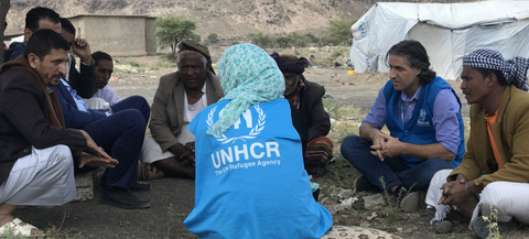 United Nations High Commissioner for Refugees representative in Yemen