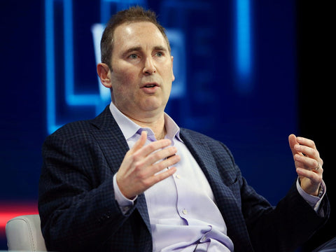Amazon Web Services CEO, Andy Jassy