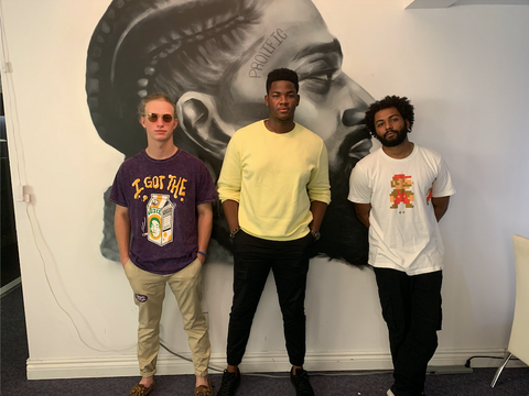 Kar33m on the Down to the Beat podcast