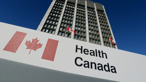Health Canada office at Tunney's Pasture in Ottawa