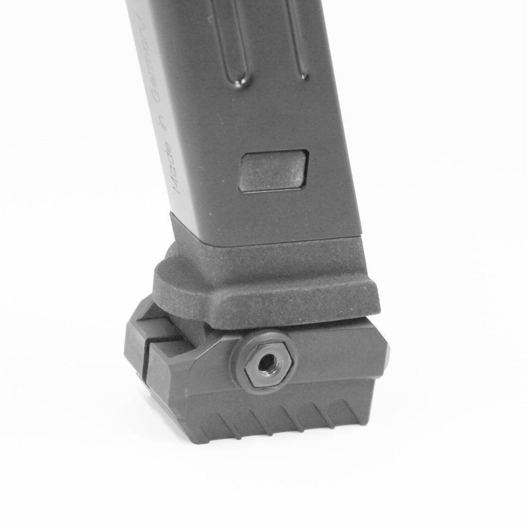 MAGRAIL – MAGAZIN BODENPLATTE ADAPTER – HK VP9 / P30 – 10 Schuss Magazin - MantisX.at