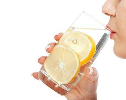 10 Benefits of Drinking Lemon Water.