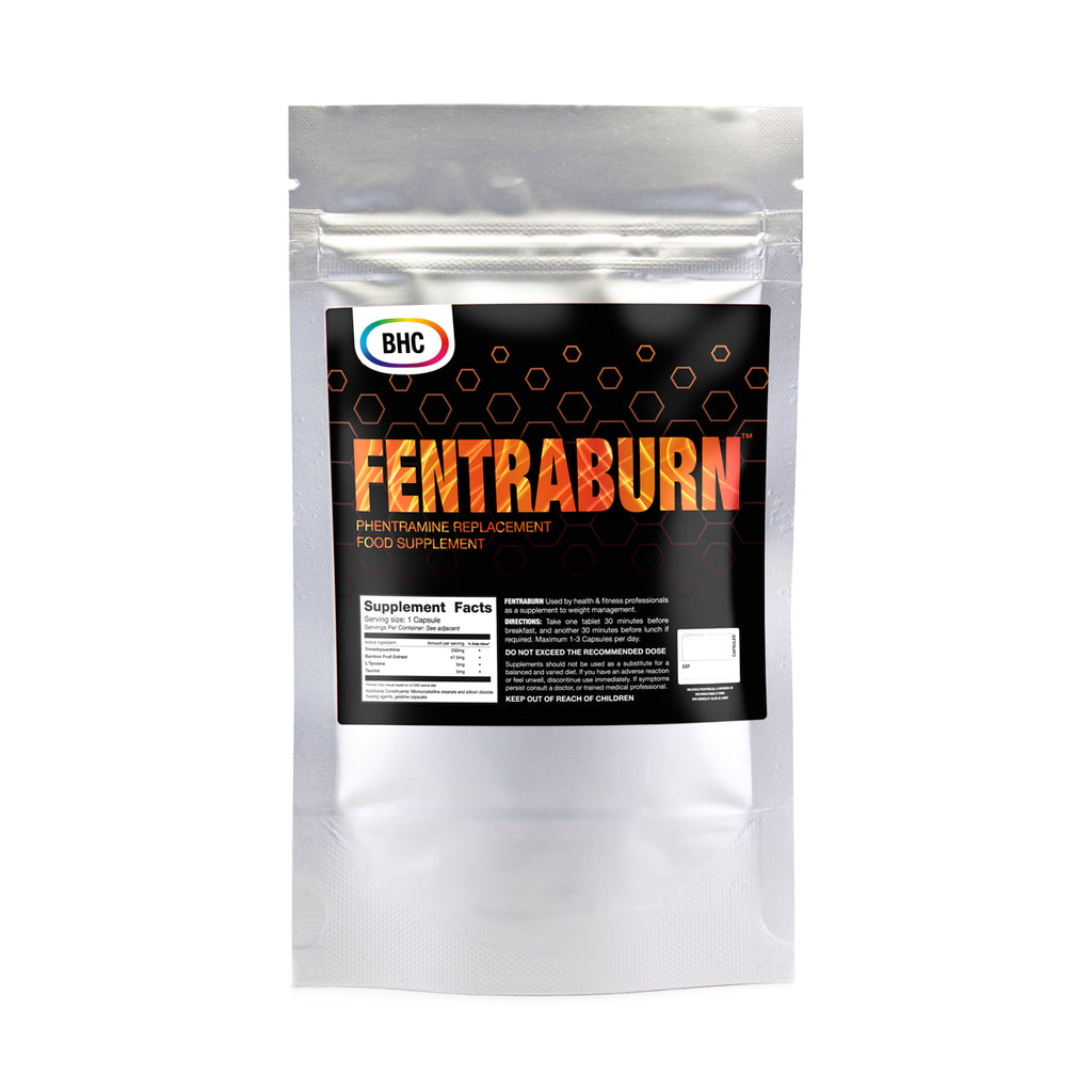 Fat Burner Pills | Fentraburn | Appetite Suppressant - Bulkhealthcapsules