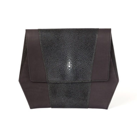 Filippo Fanini - Pochette SR Stingray Leather Clutch Bag