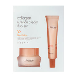 Collagen Nutrition Cream Duo Set