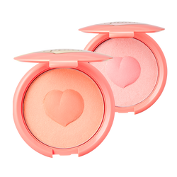 Mystery Peach Collection Colorable Bouncy Blusher - Family