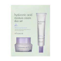 Hyaluronic Acid Moisture Cream Duo Set