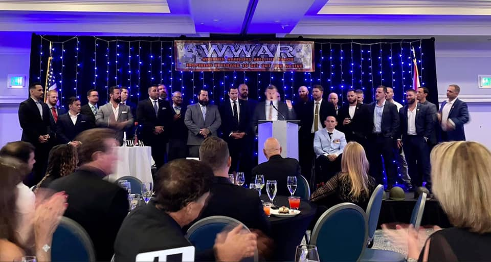 Wounded Warriors Ability Ranch annual fundraising gala
