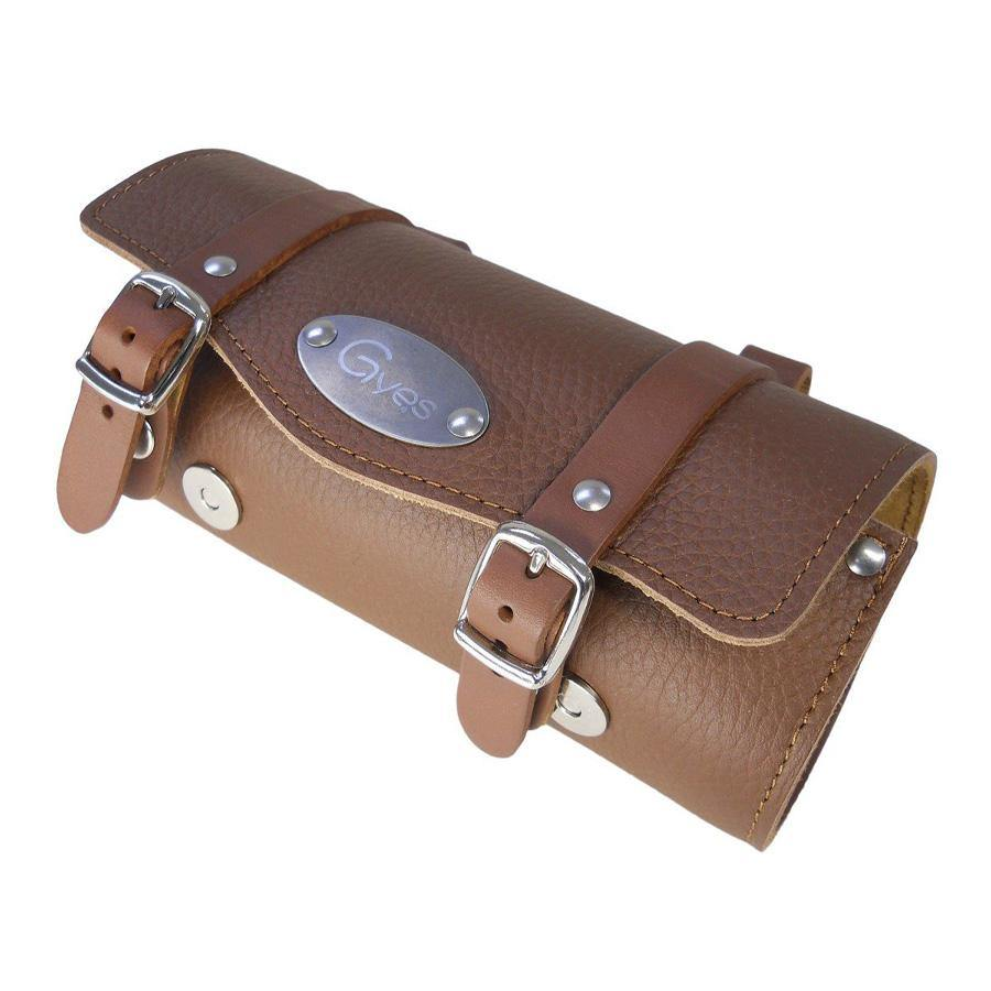 Brown Gyes Saddle Tool Bag