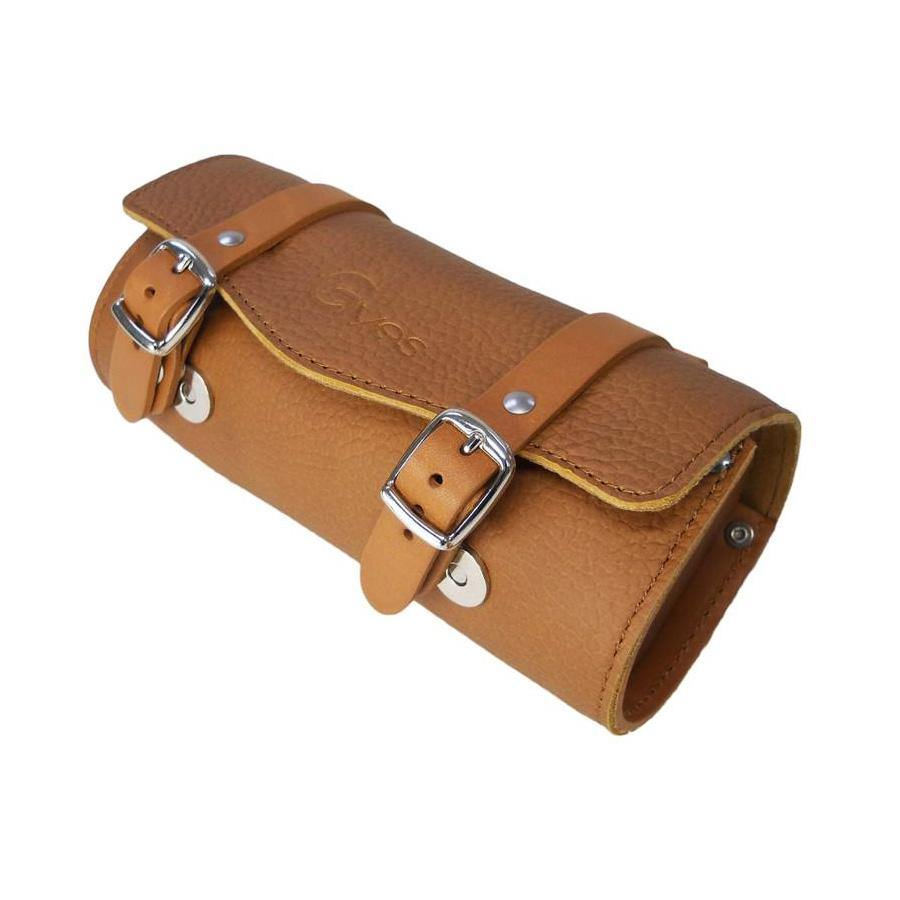 Honey color Gyes Saddle Tool Bag